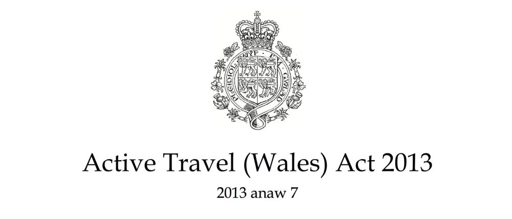 Active Travel Act