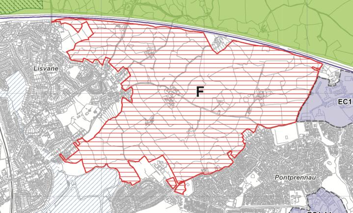 Cardiff LDP Site F