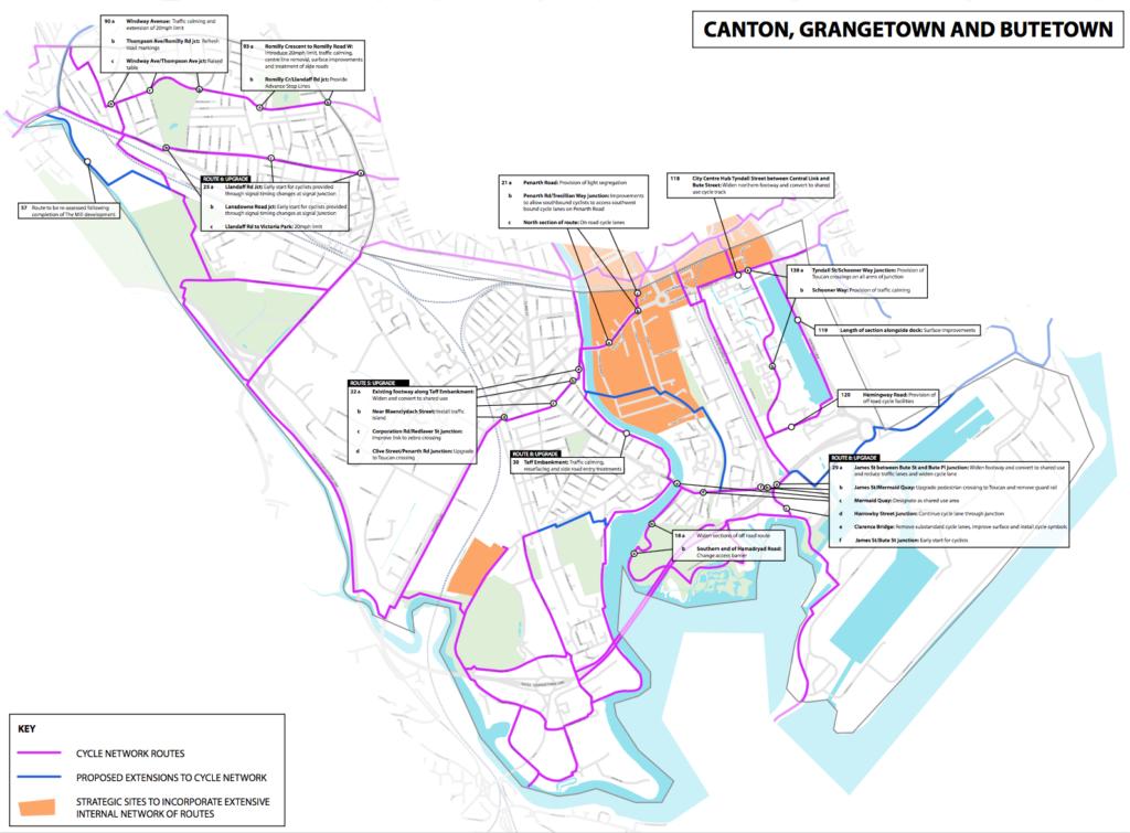 Canton Grangetown Butetown